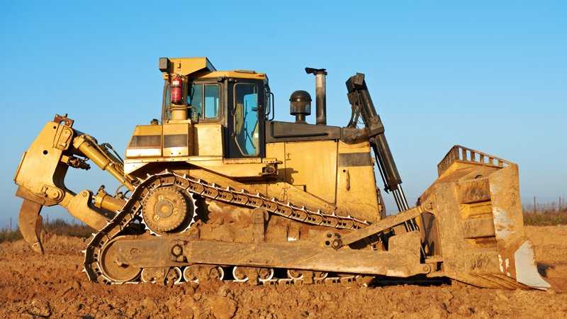 Sealfluid industry sector: Dozers for mining industry
