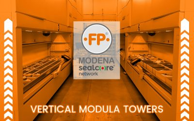 Vertical Modula Towers